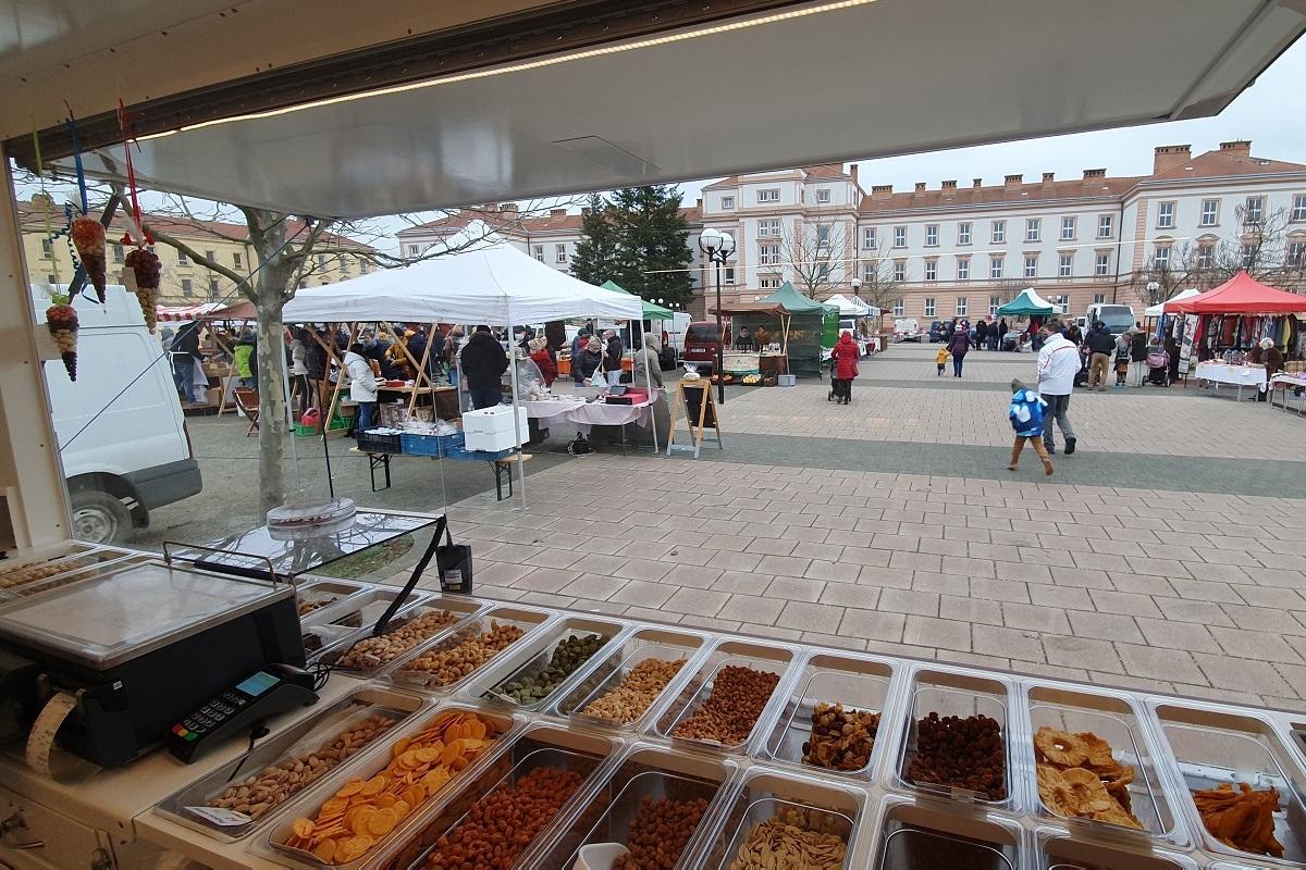 Kroměříž – Farmářské trhy